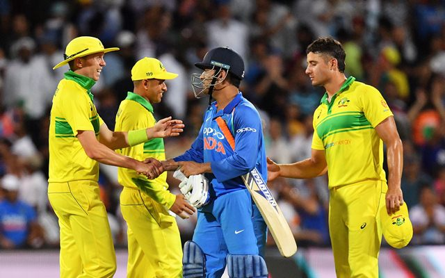 Australia Vs India 2019 Flop Xi From The Odi Series