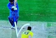 MS Dhoni not-out