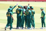 South African team