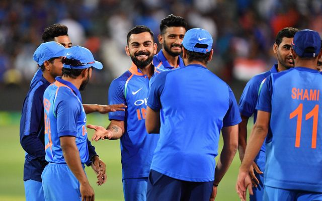 Chahal spins India into winning position in final ODI