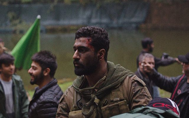 Vicky Kaushal responds after Virender Sehwag's tweet on