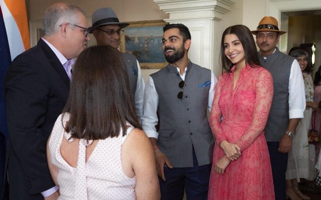 Anushka Sharma Is 'Such A Happy Girl,' Credit Goes To Virat Kohli