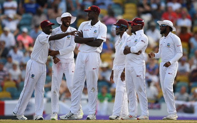 Windies Test team