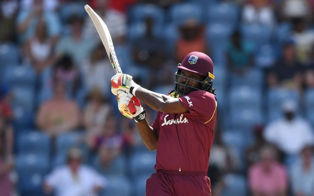 Stats: Chris Gayle completes 10000 runs in ODI cricket