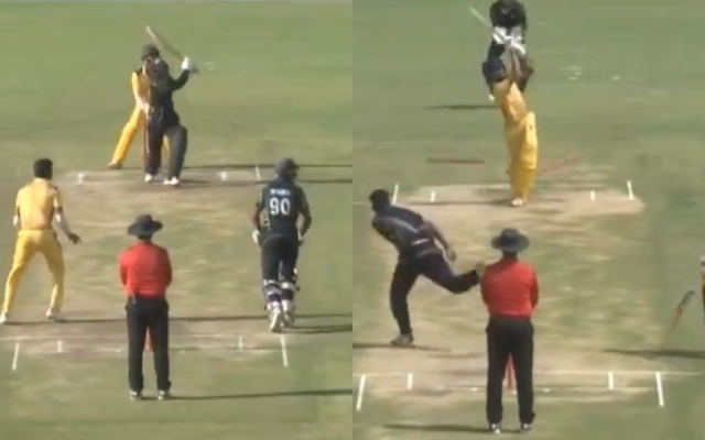 Kings XI Punjab highlights Darshan Nalkande's all-round show in a local tournament