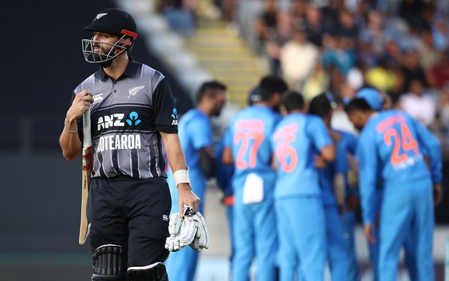Munro's fireworks help Kiwis beat India to claim T20 series