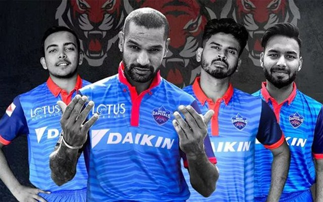 IPL 2019: Delhi Capitals unveil their official jersey for the upcoming season