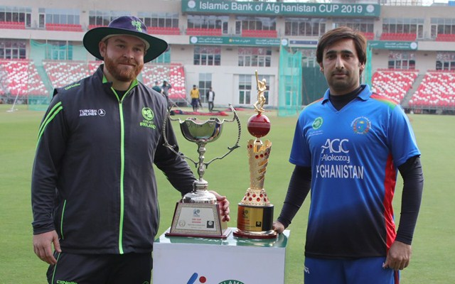 Ireland Vs Afghanistan Hd: Afghanistan Vs Ireland, 1st T20I, Preview: Asghar Afghan