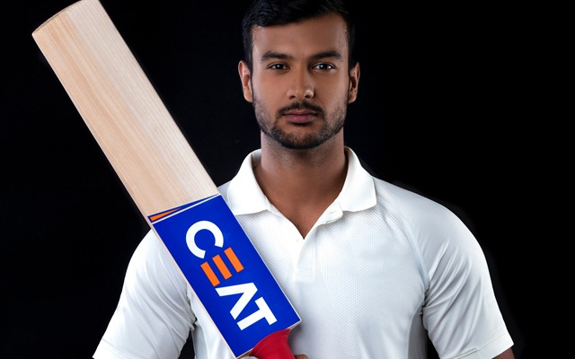 ICC World Cup 2019: What promoted Mayank Agarwal's selection