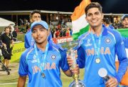 Prithvi Shaw and Shubman Gill