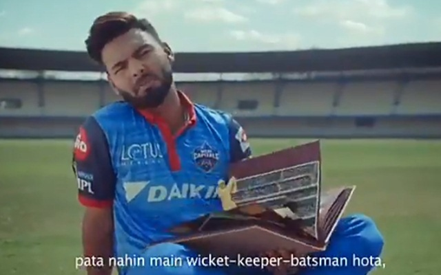 It's time to show my game, Rishabh Pant issues a friendly warning to MS Dhoni ahead of IPL 2019