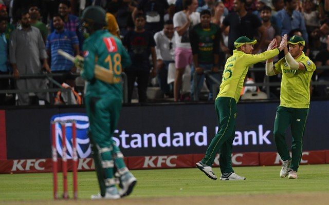 Miller's fireworks guide South Africa to imposing total