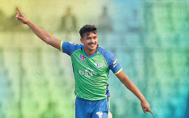 Bangladesh add Farhad Reza, Taskin Ahmed for Ireland tri-series