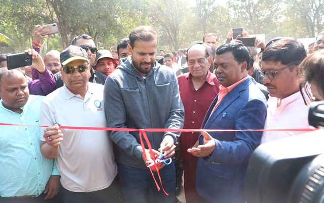 Ranchi get its maiden Cricket Academy by the Pathan Brothers