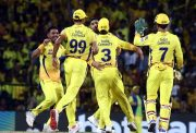CSK players