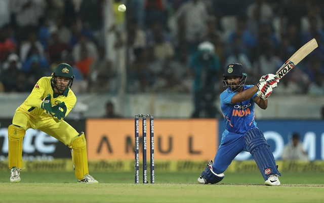 Aussies suffer horror collapse to concede thrilling ODI to India