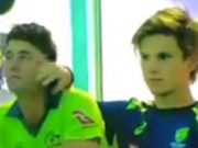 Marcus Stoinis and Adam Zampa