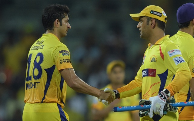 Image result for Mohit Sharma CSK