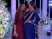 Sania Mirza and her sister
