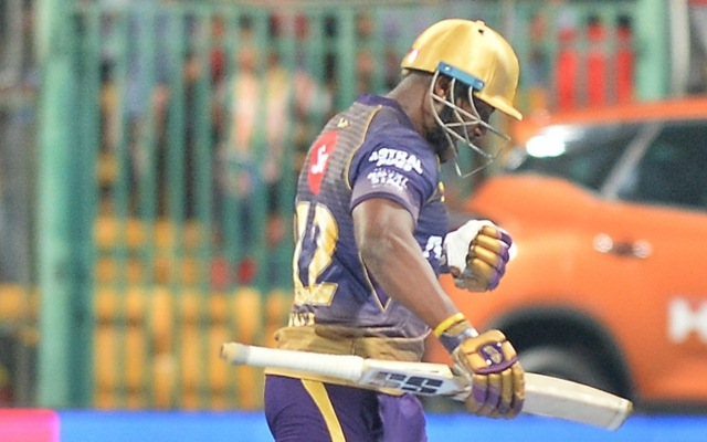 IPL 2019: Injured Andre Russell skips the post-match presentation ceremony