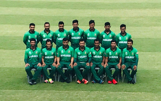 dc96c7b2a ICC asked Bangladesh not to add red colour to their WC jersey ...