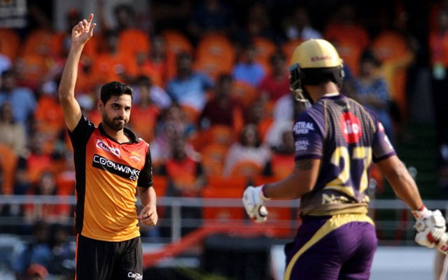 Bhuvneshwar Kumar, Sunrisers Hyderabad