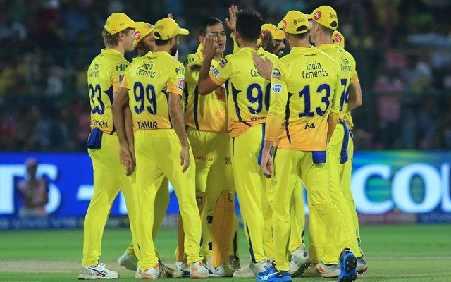 Watch the IPL 2019 Final between Chennai Super Kings and