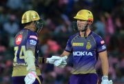 Chris Lynn and Sunil Narine