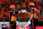 David Warner & Jonny Bairstow, Sunrisers Hyderabad