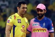 MS Dhoni and Ajinkya Rahane