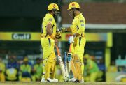 MS Dhoni and Suresh Raina