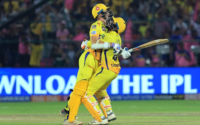 Sunrisers Hyderabad vs Chennai Super Kings scorecard