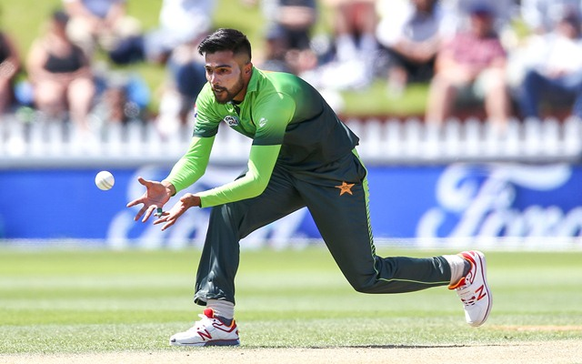 Shadab Khan ruled out of England series with virus