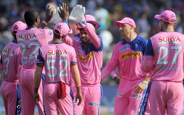 IPL 2019L: Rajasthan Royals beat Mumbai Indians by five wickets