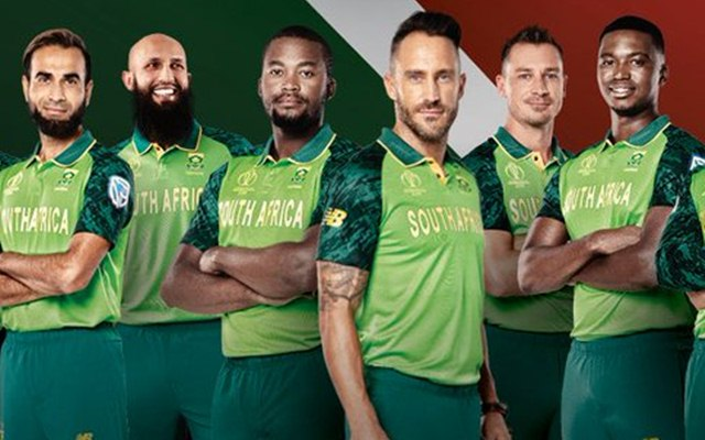 World Cup 2019 South Africa Squad Fixtures Venue And