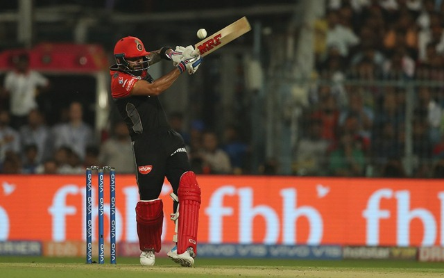 ad0fa2d71 Twitter Reactions  Virat Kohli lights up the Eden Gardens to propel RCB to  213