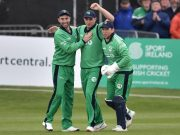 Ireland players
