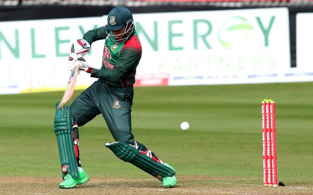 Pakistan take on Bangladesh in warm-up match