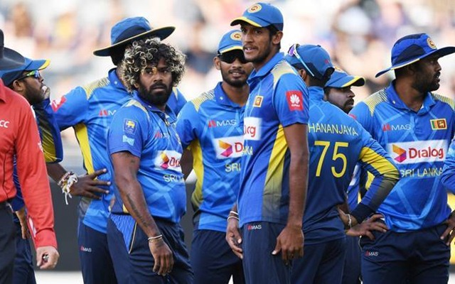 Sri Lanka Cricket Confirms Receiving Terrorist Attack