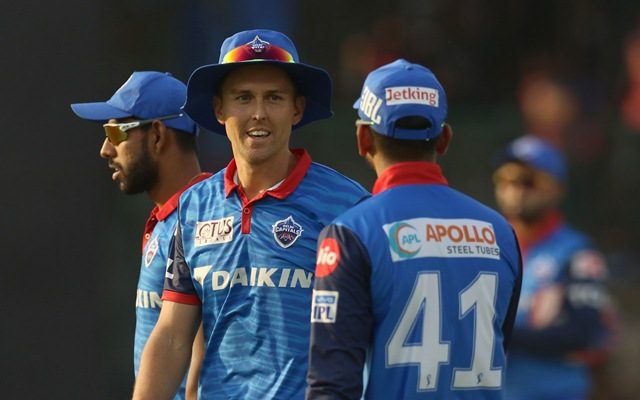 Trent Boult heads to Mumbai Indians from Delhi Capitals