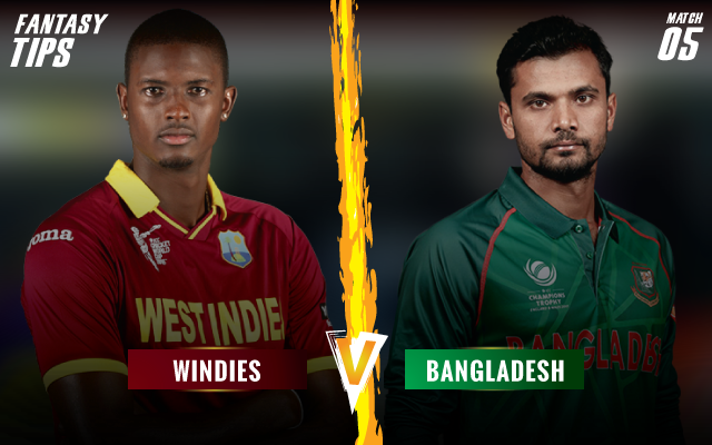 West Indies go down to Bangladesh again