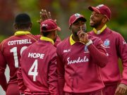 Windies players