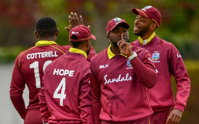Ireland vs West Indies - Highlights & Stats
