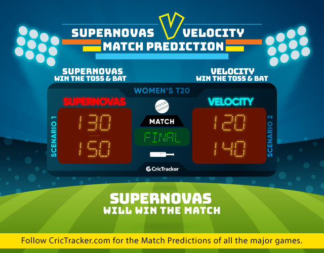 Women's-T20-Challenge-2019--FINAL-Match-PREDICTION-Supernovas-vs-Velocity-WT20