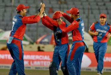 Afghanistan players
