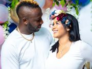 Andre Russell and Jassym Lora