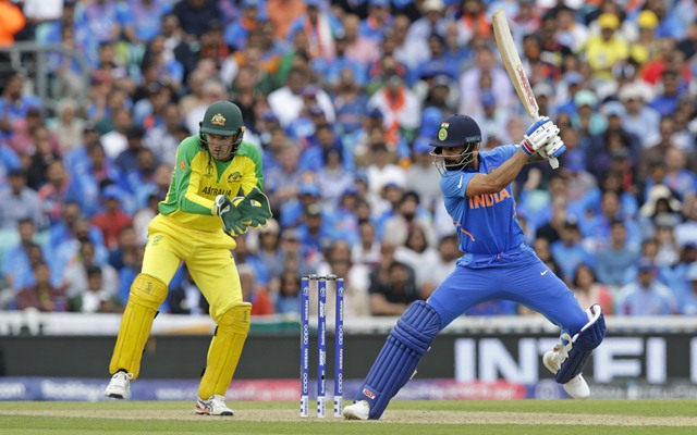 Record opening stand sees Australia demolish India in first ODI
