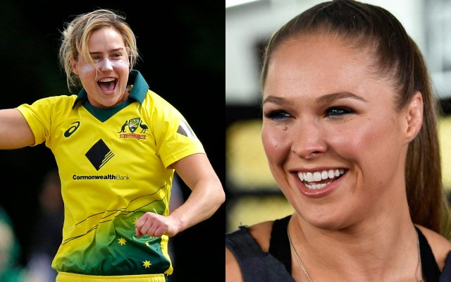 Ellyse Perry - Ronda Rousey