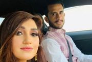 Hasan Ali and Shamia Arzoo