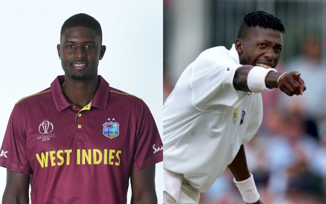 Jason Holder - Curtly Ambrose